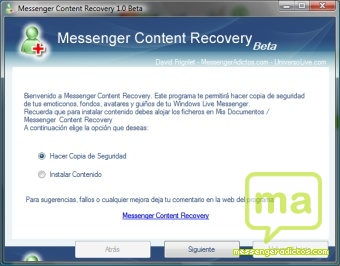 messengercontentrecovery