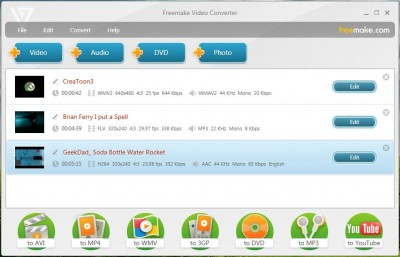 33 400x257 Convertir videos y subirlos a YouTube con Freemake Video Converter
