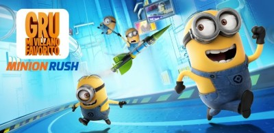 Mi Villano Favorito Minion Rush